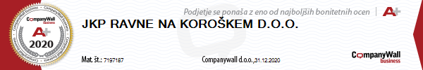 Logotip bonitetne ocene