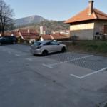 Izgradnja parkirišč v naselju Javornik